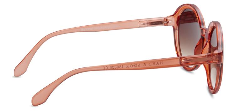 Solbriller Diva flame