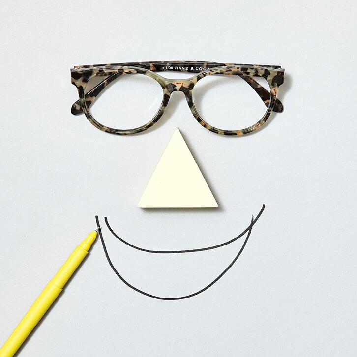Hvilke briller kl&aelig;der dig?<br>