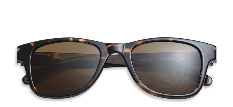 sonnenbrille mit sehst rke typ b horn brillen. Black Bedroom Furniture Sets. Home Design Ideas
