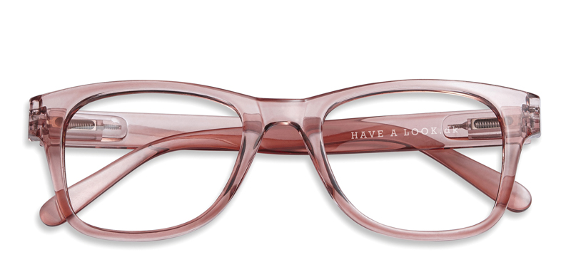 509e66cafa Reading glasses Type B coral – Have A Look