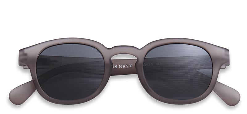 sonnenbrille mit sehst rke typ c graubraun brillen. Black Bedroom Furniture Sets. Home Design Ideas